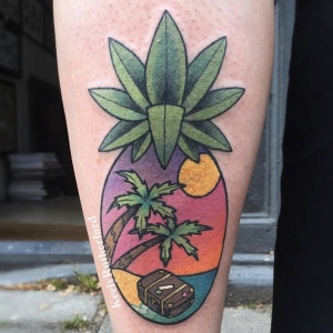 PineappleTattoo